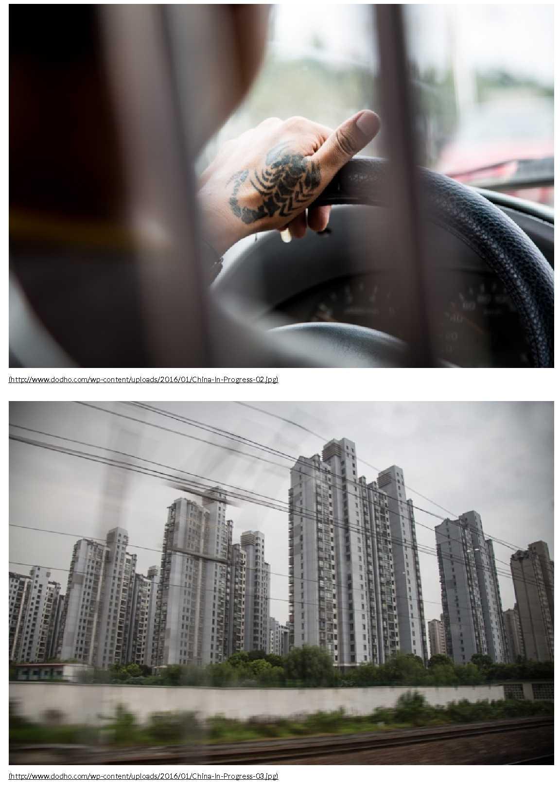 DODHO Photography Magazine https://www.dodho.com/china-in-progress-by-rosa-rodriguez/