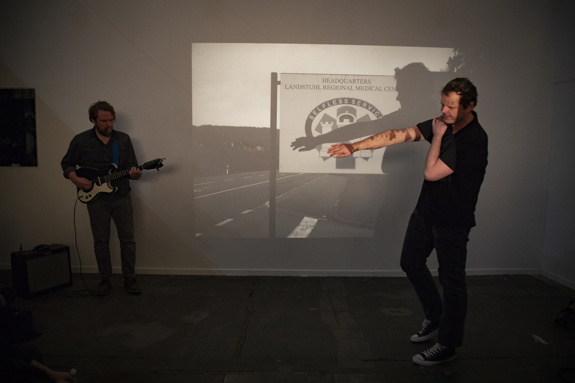 ARCO 2018 - Performance To a Person Sitting in Darkness