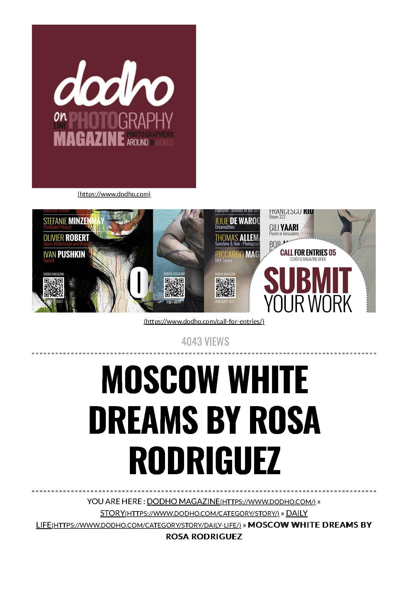 Moscow White Dreams By Rosa Rodriguez | Dodho Magazine_Página_01
